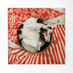 кот спит, картина, живопись продажа, арт, цена картины, картина спб, купить картину спб