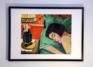 купить картину, продажа живописи, арт, картина Амели, Амели арт, нарисовать картину, купить картину в подарок, интерьерная картина