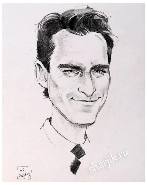 хоакин арт, джокер, актер портрет